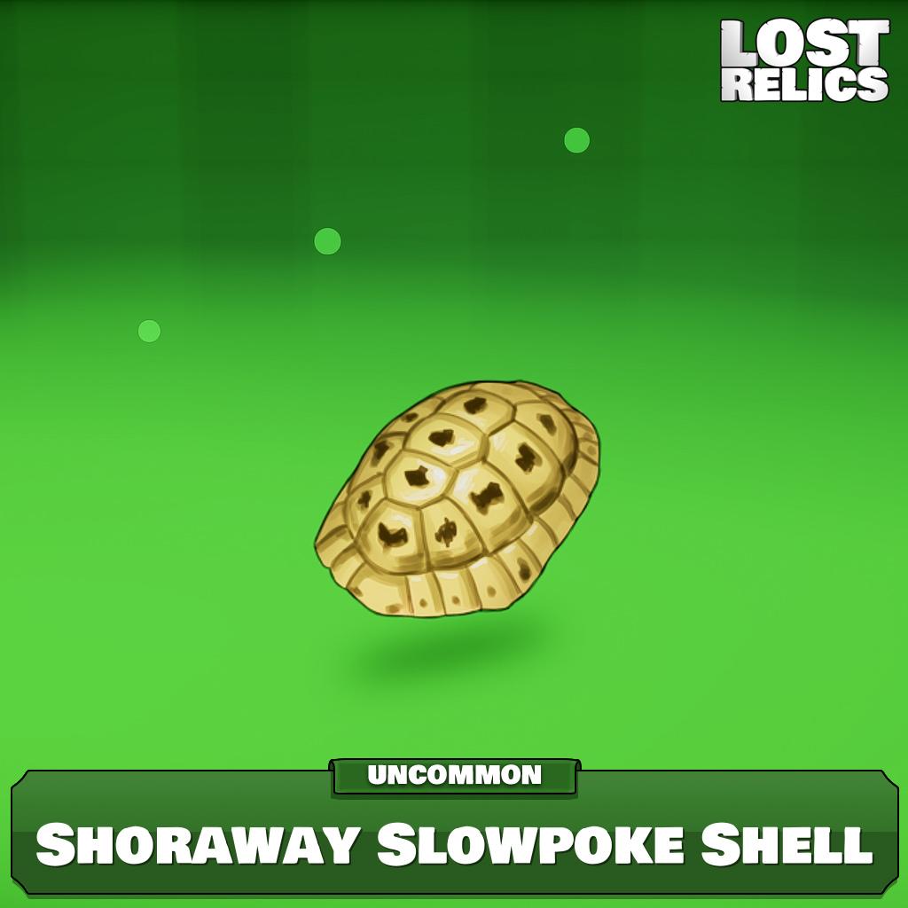 Shoraway Slowpoke Shell Image