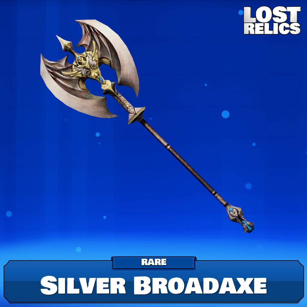Silver Broadaxe Image