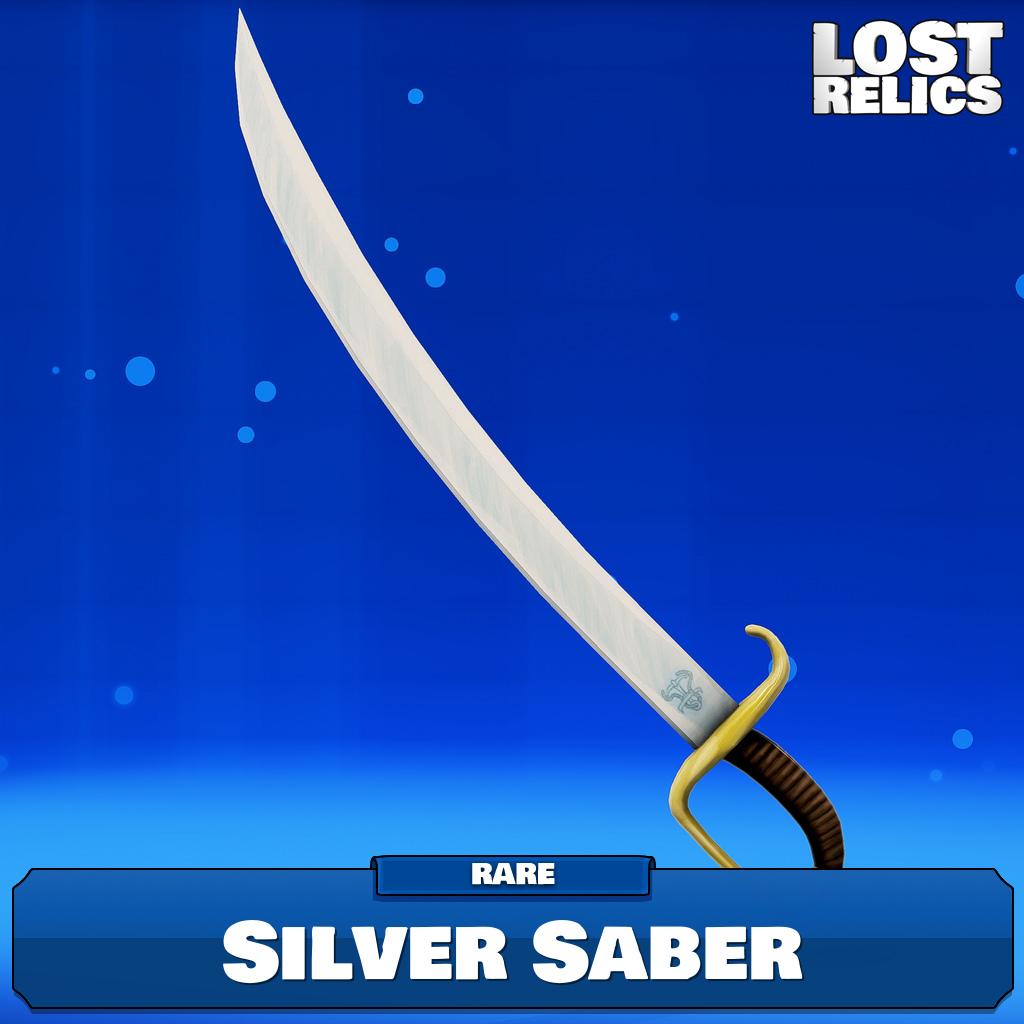 Silver Saber Image