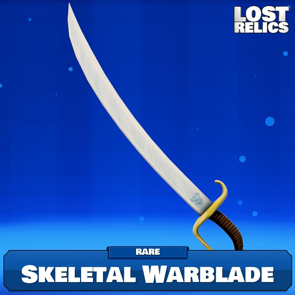 Skeletal Warblade Image