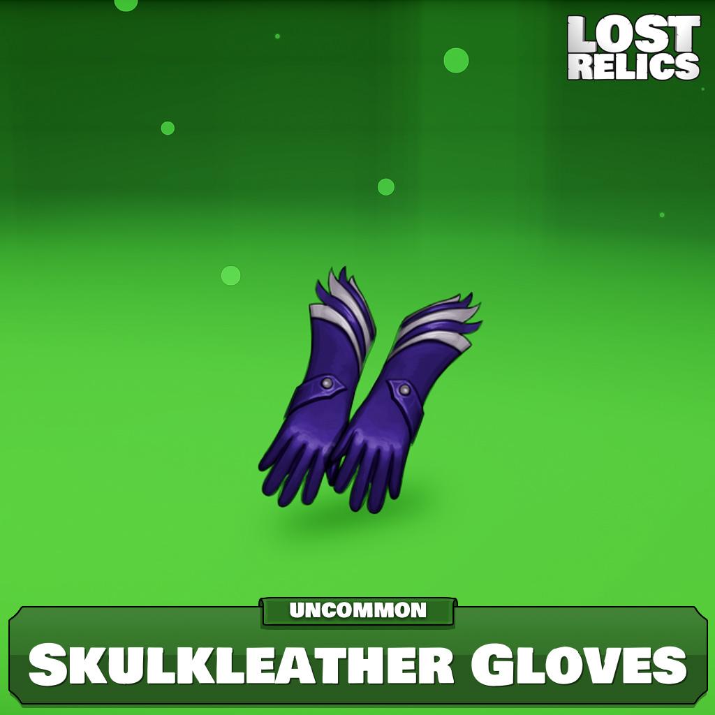 Skulkleather Gloves Image