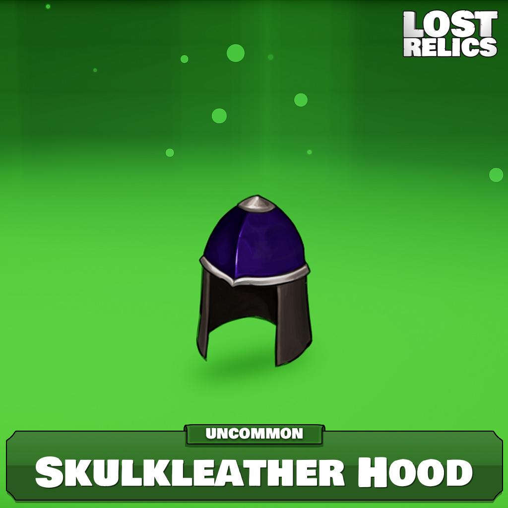 Skulkleather Hood Image