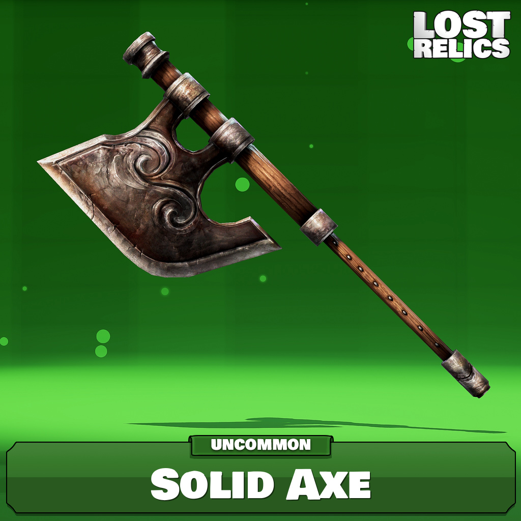Solid Axe Image