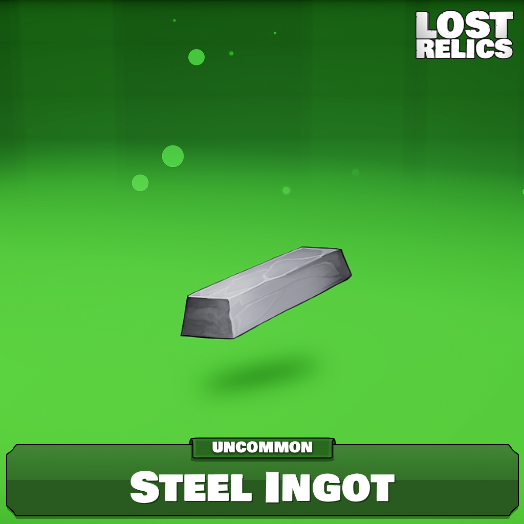 Steel Ingot Image