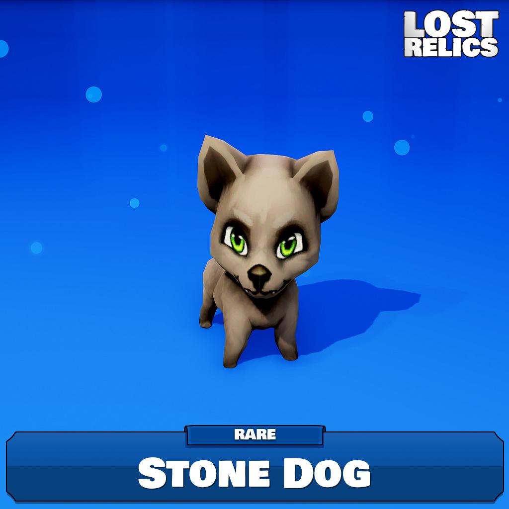 Stone Dog Image