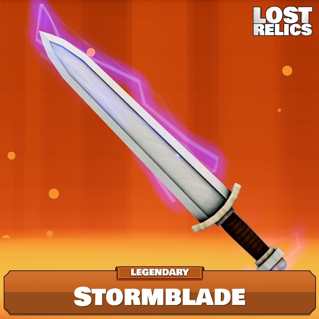 Stormblade Image