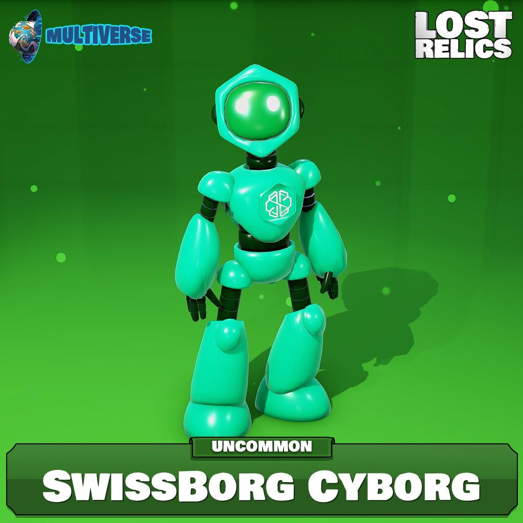 SwissBorg Cyborg Image