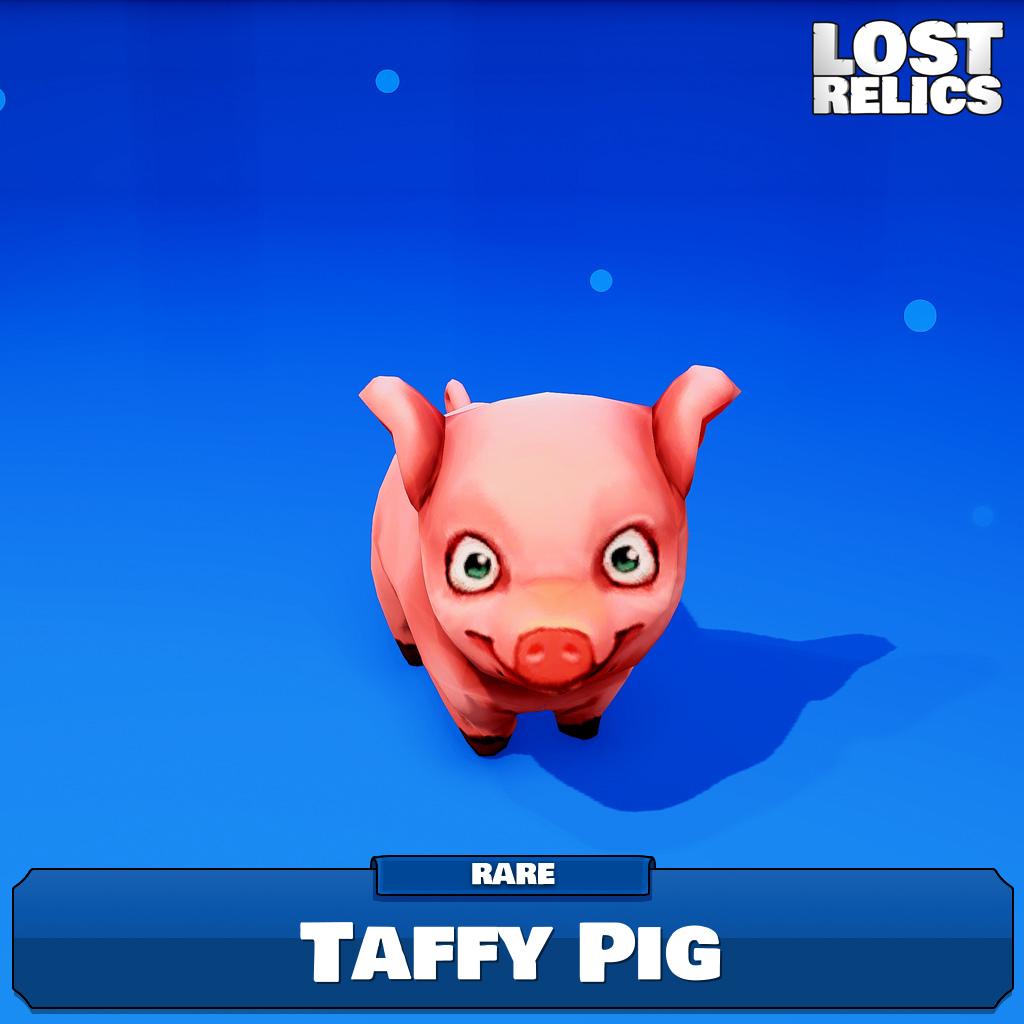 Taffy Pig Image