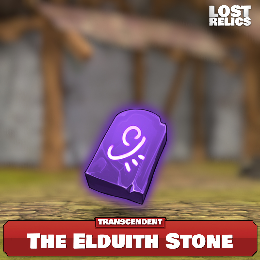 The Elduith Stone Image