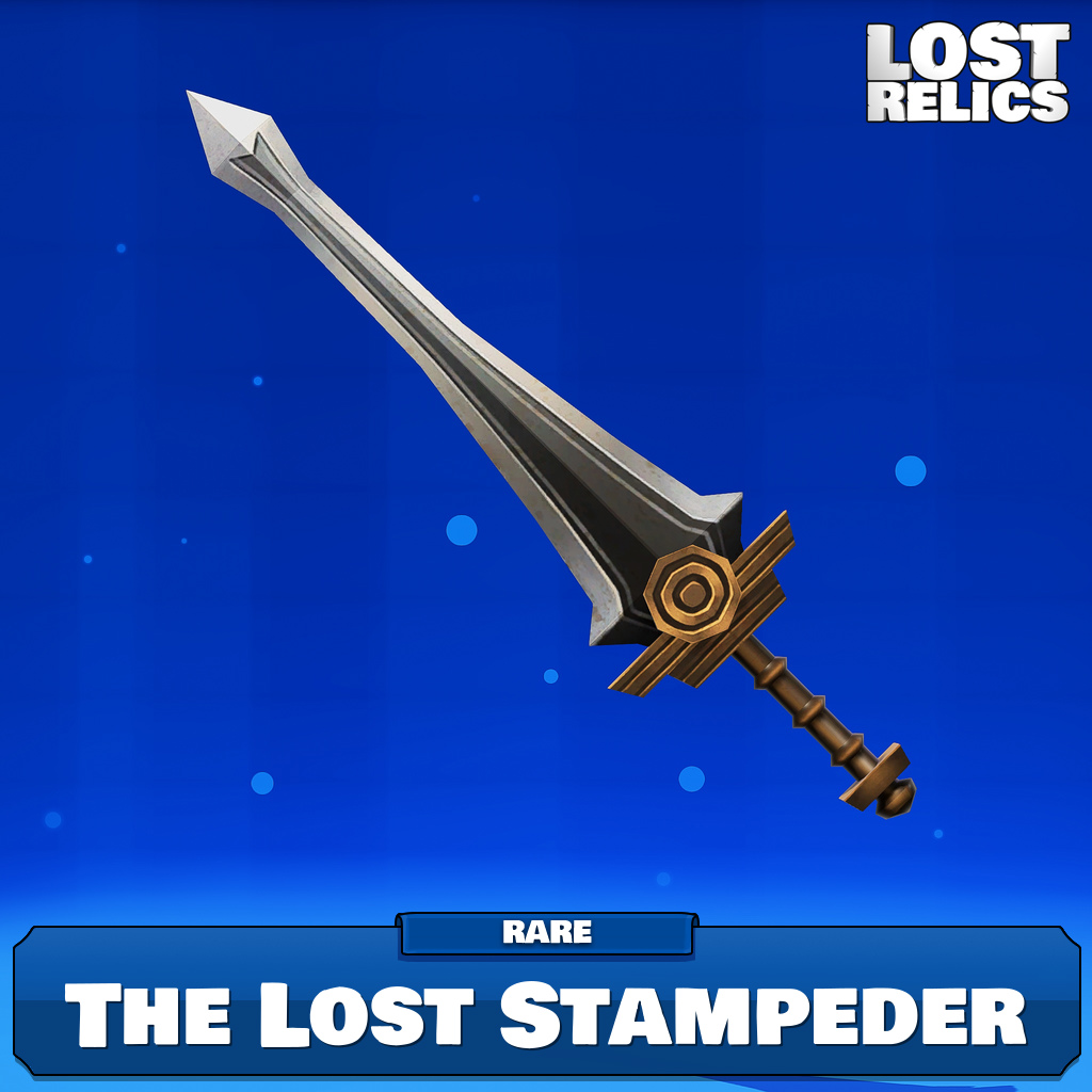 The Lost Stampeder Image