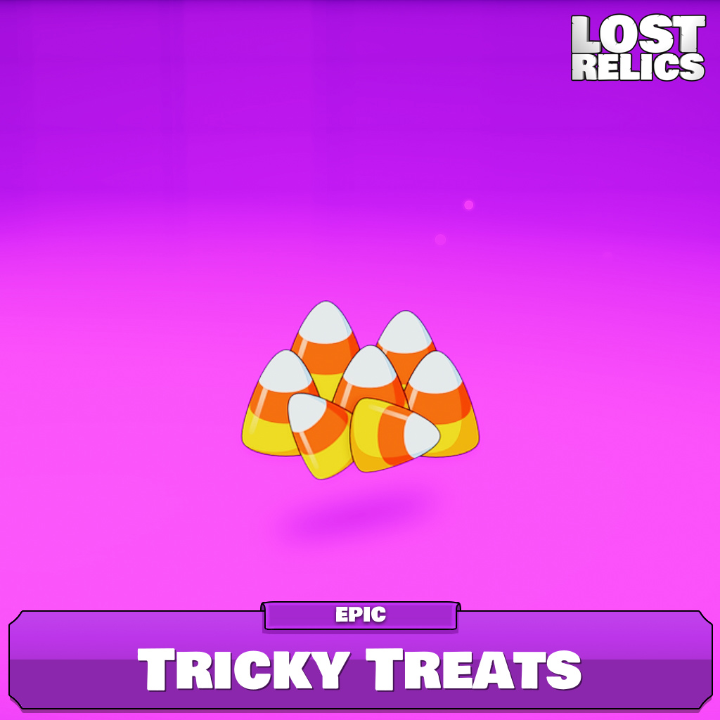 Tricky Treats Image