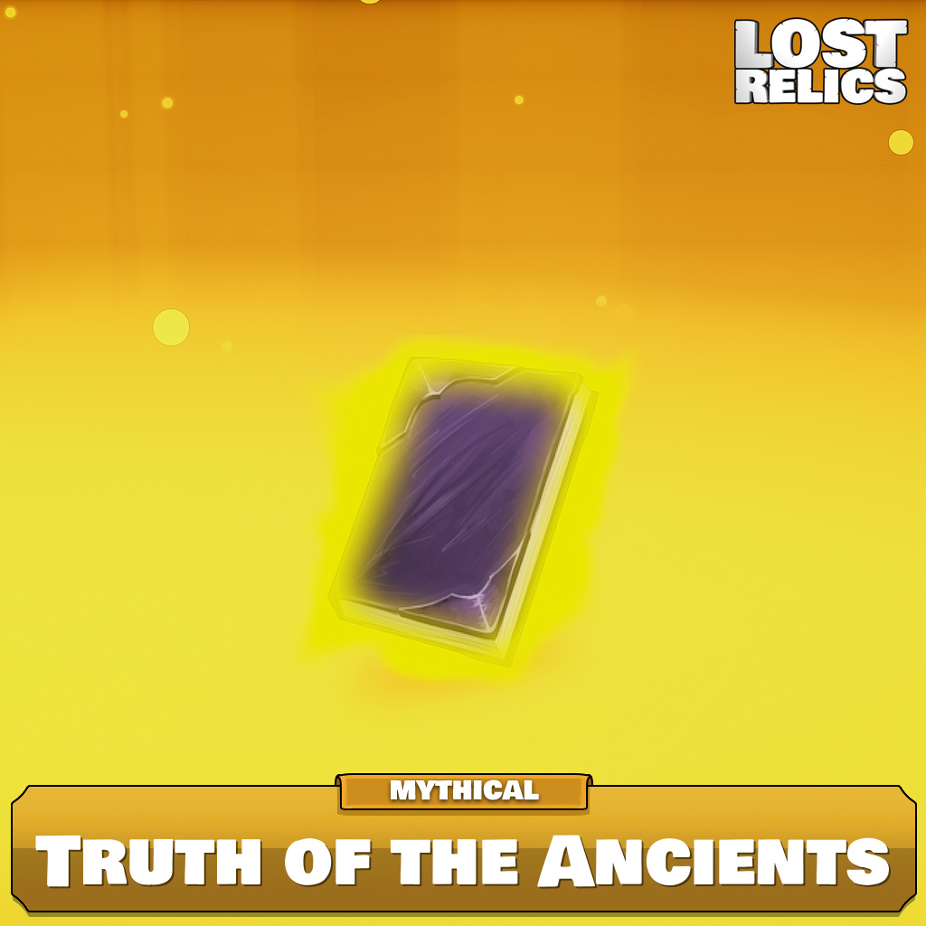 Truth of the Ancients Image