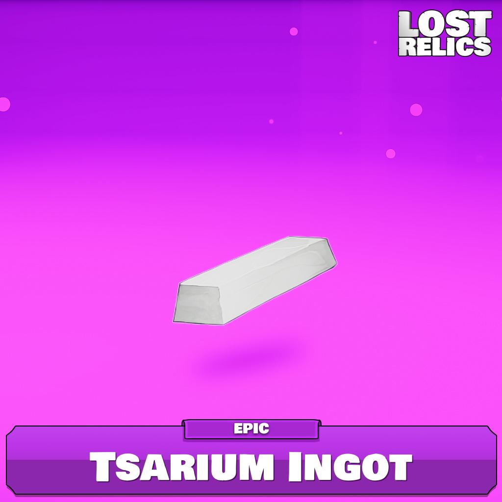Tsarium Ingot Image