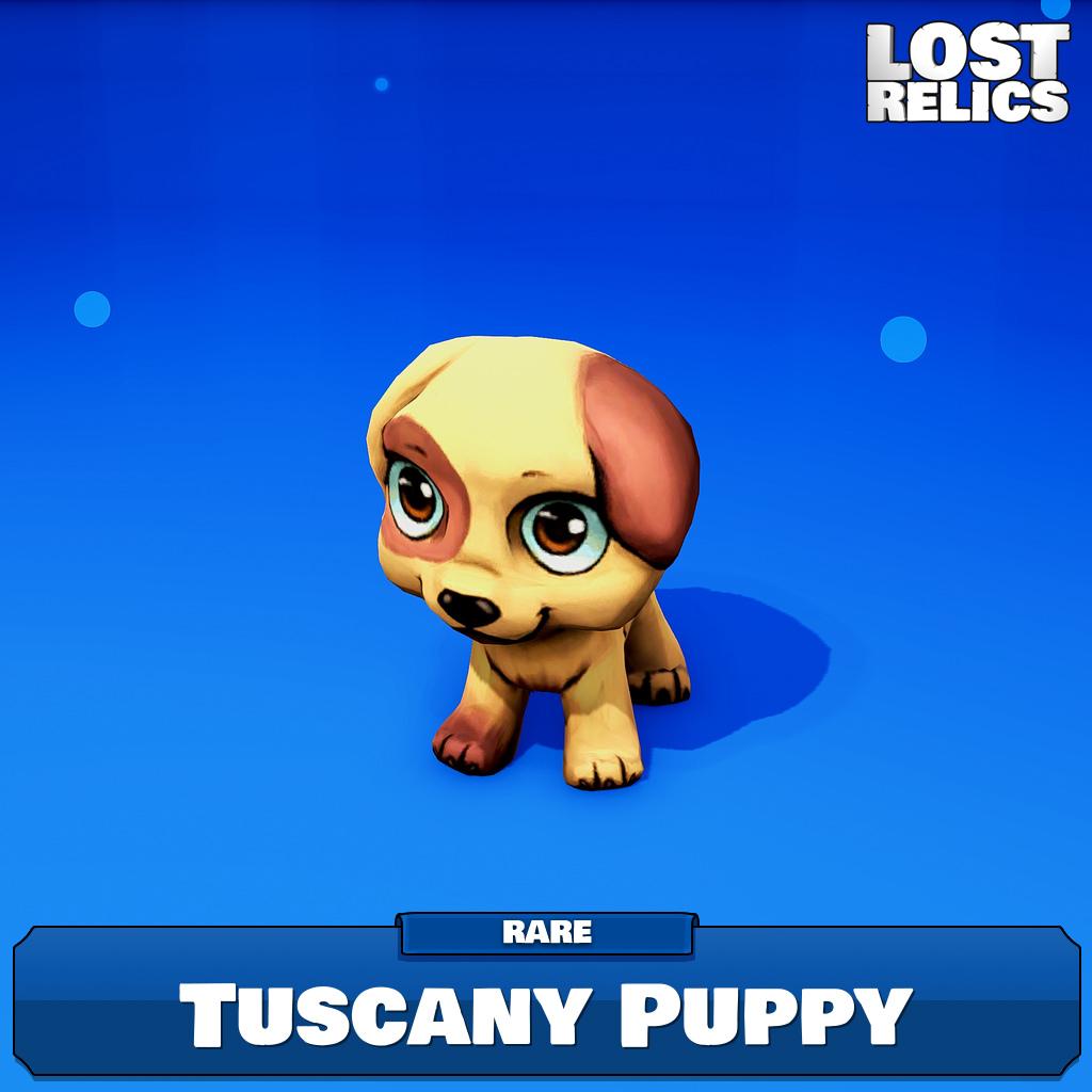 Tuscany Puppy