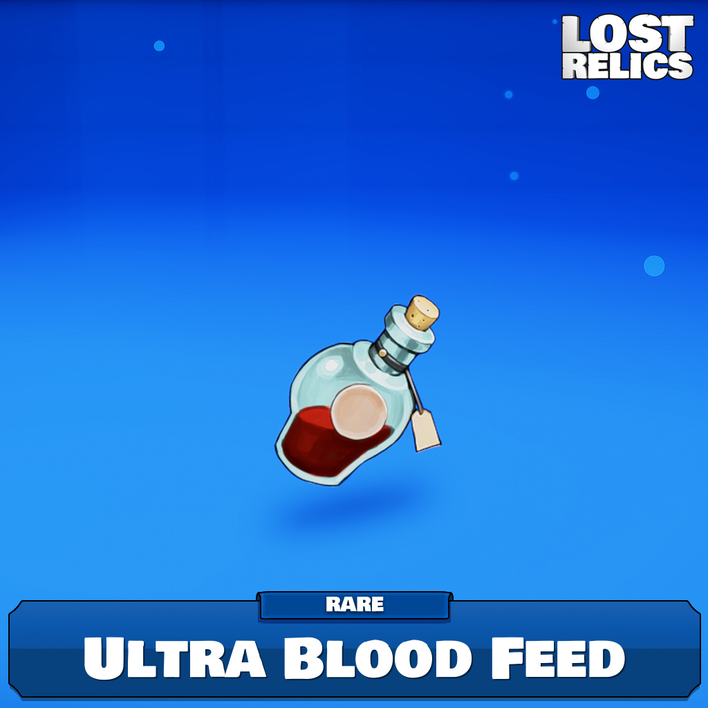 Ultra Blood Feed Image