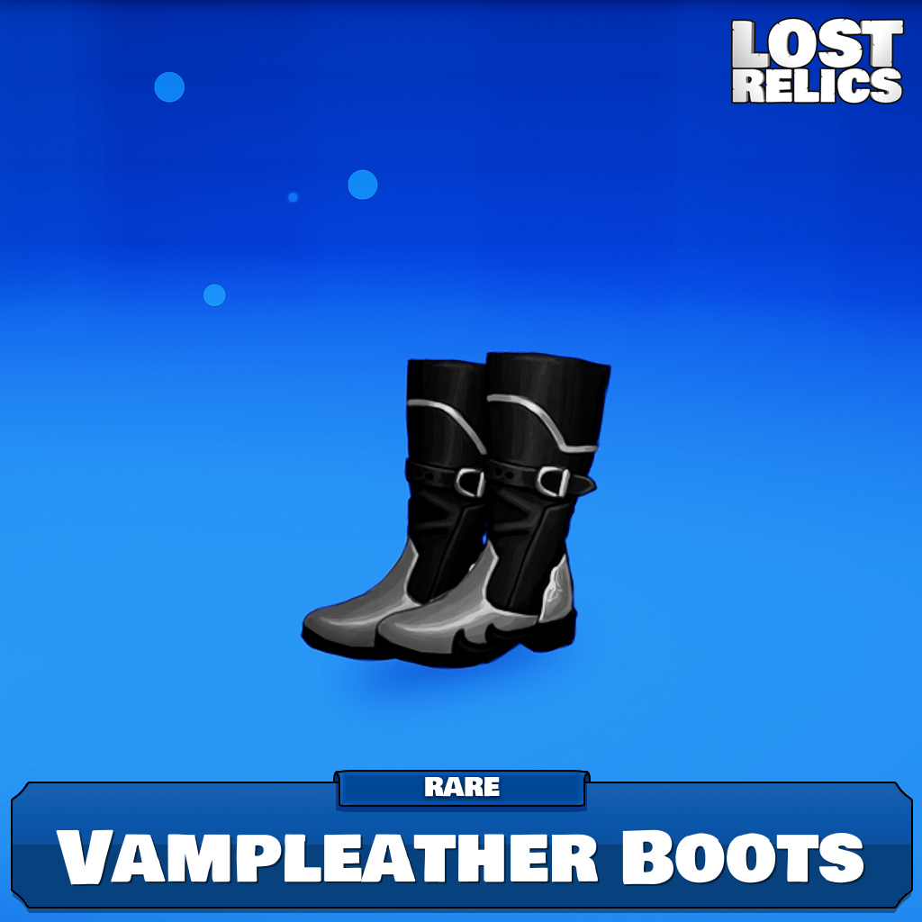 Vampleather Boots Image