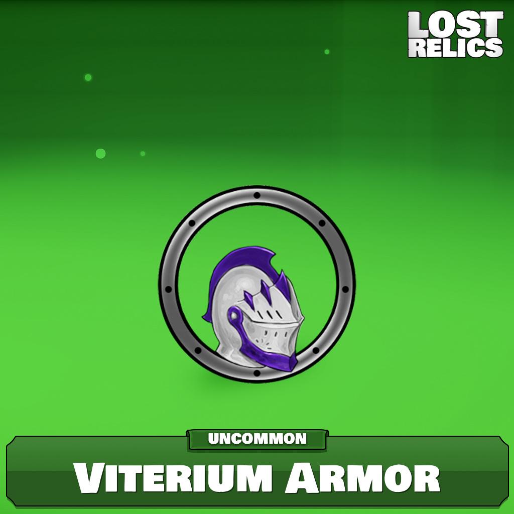 Viterium Armor
