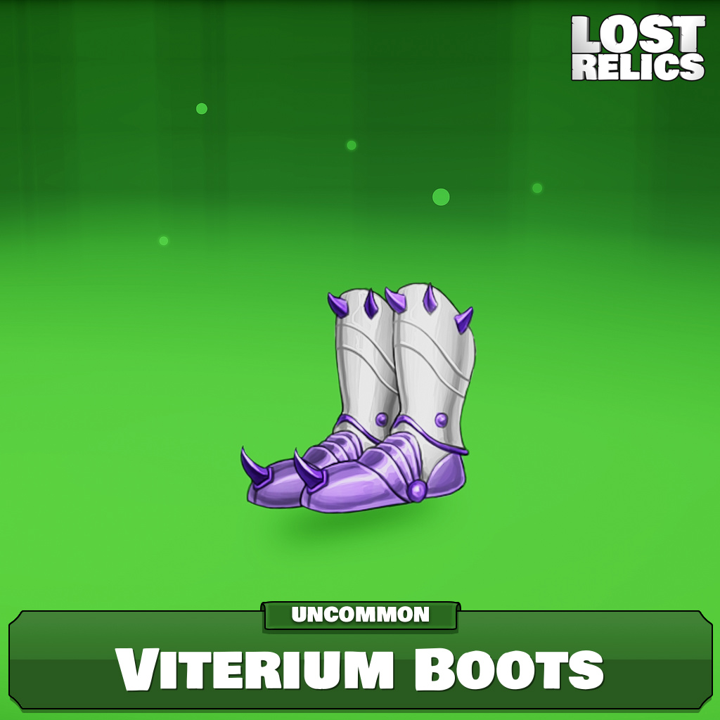 Viterium Boots Image