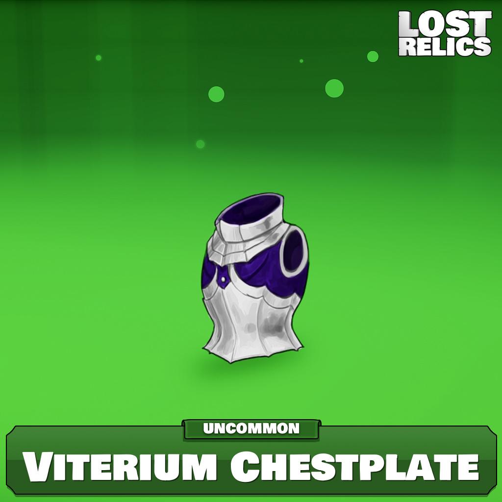 Viterium Chestplate Image