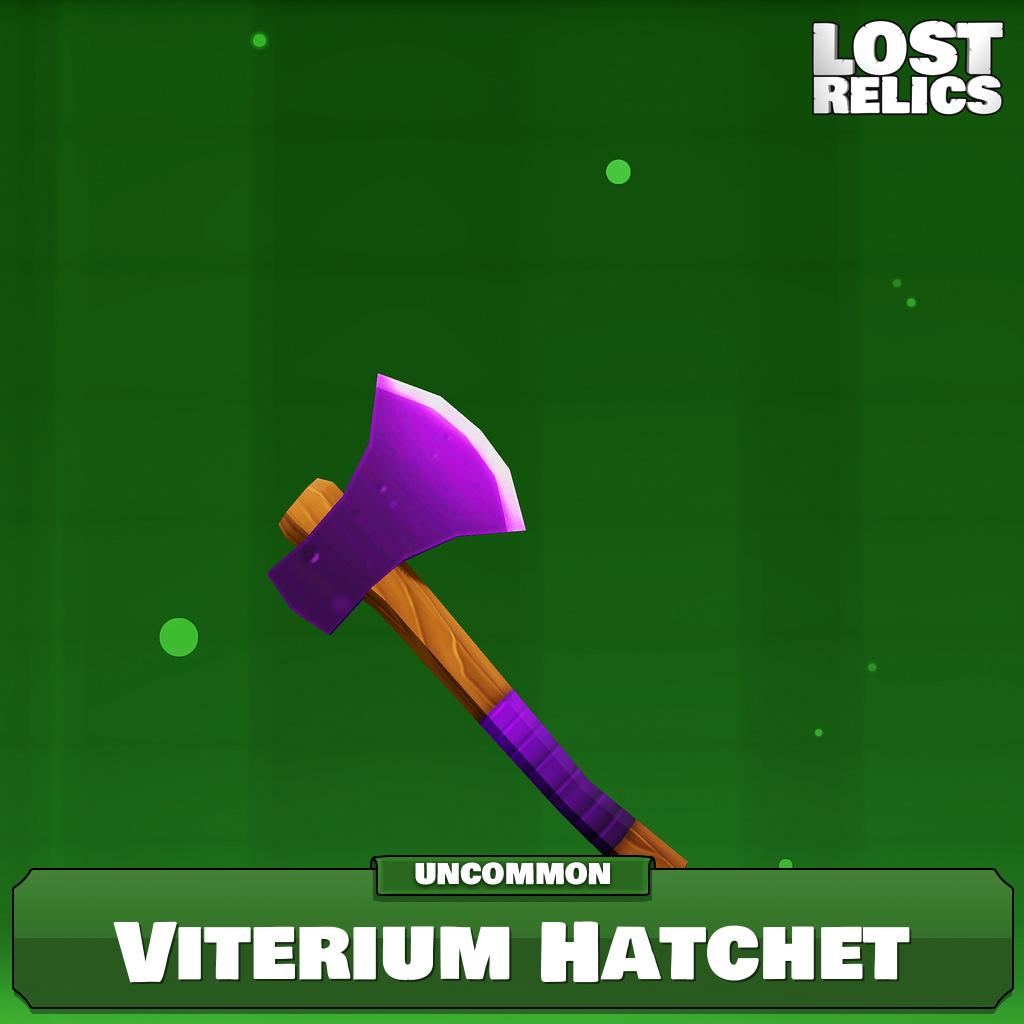 Viterium Hatchet Image