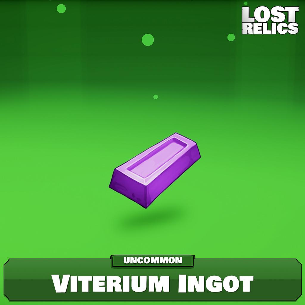 Viterium Ingot Image