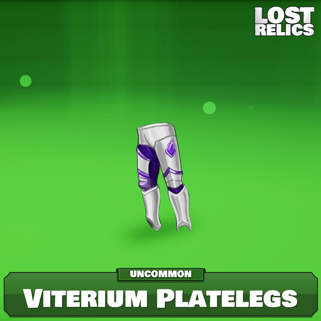 Viterium Platelegs Image