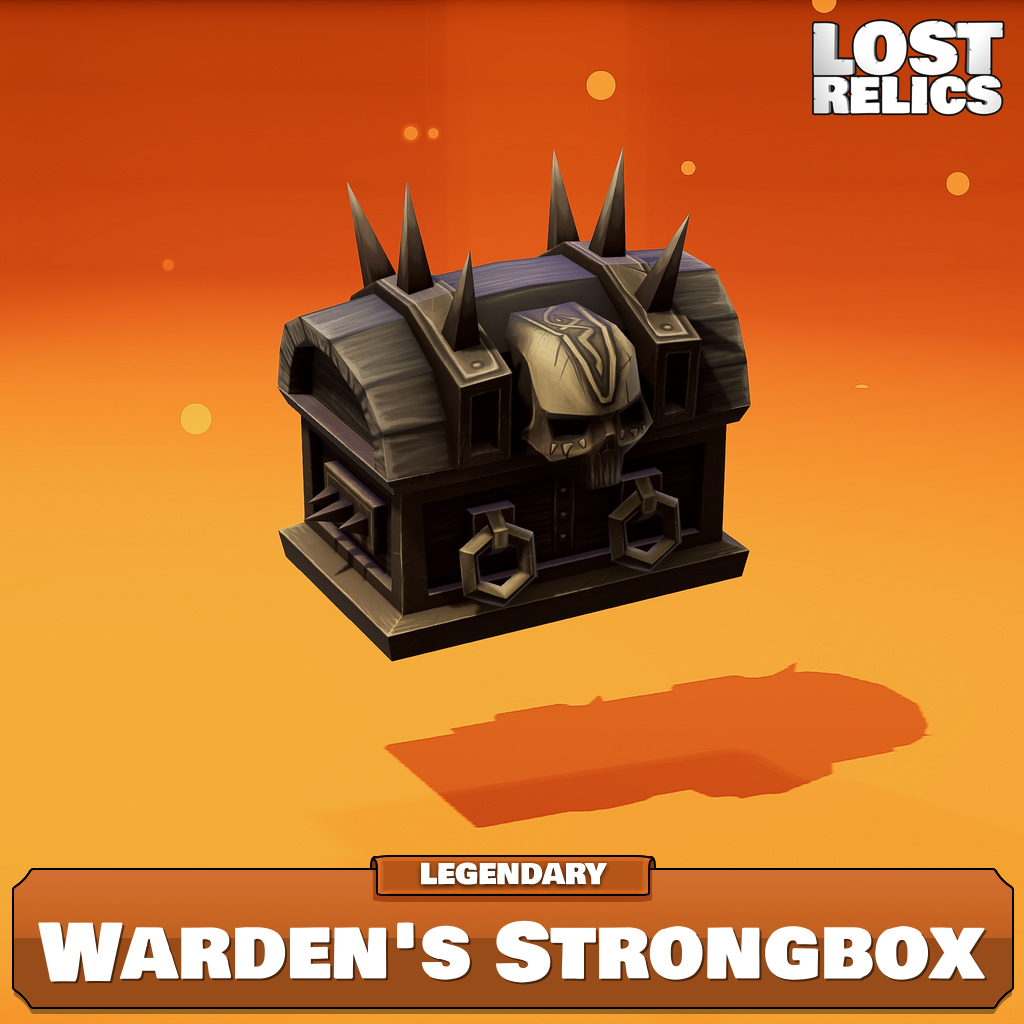 Warden's Strongbox Image