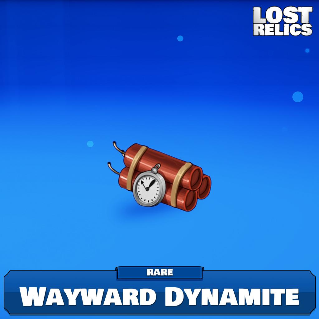 Wayward Dynamite Image