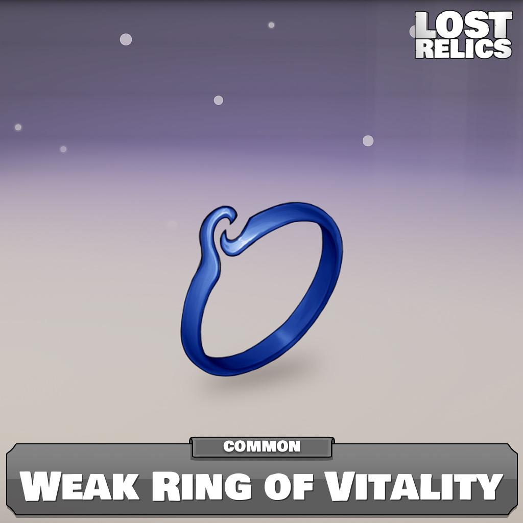 Weak Ring of Vitality Image