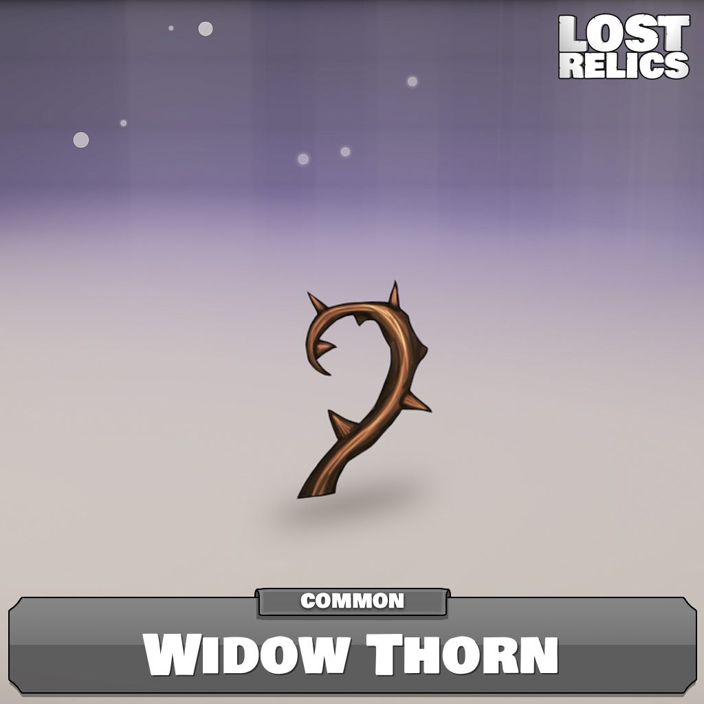 Widow Thorn Image