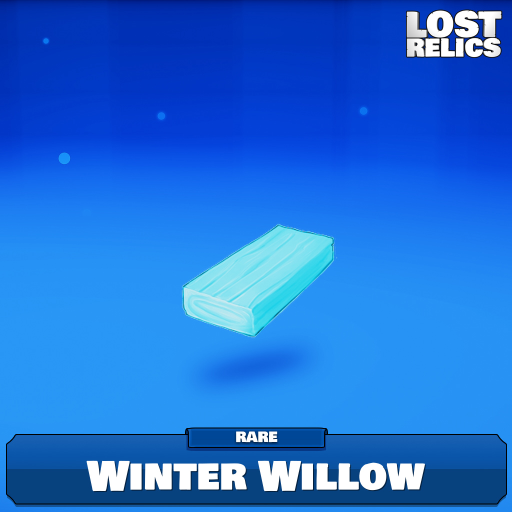 Winter Willow Image