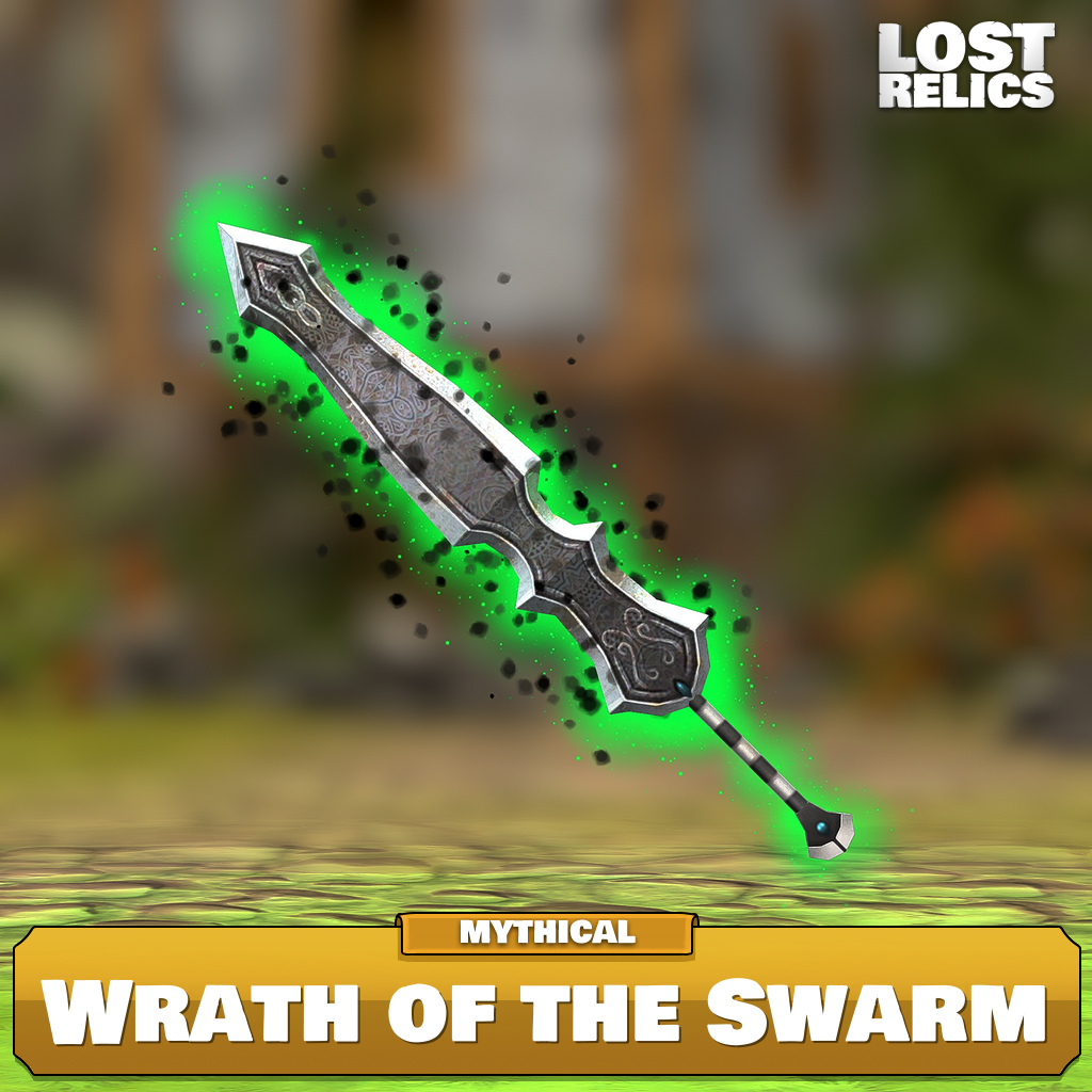 Wrath of the Swarm Image