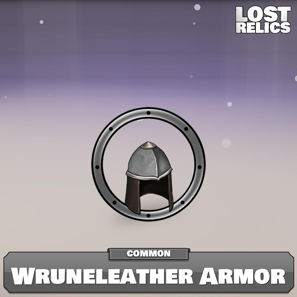 Wruneleather Armor Image