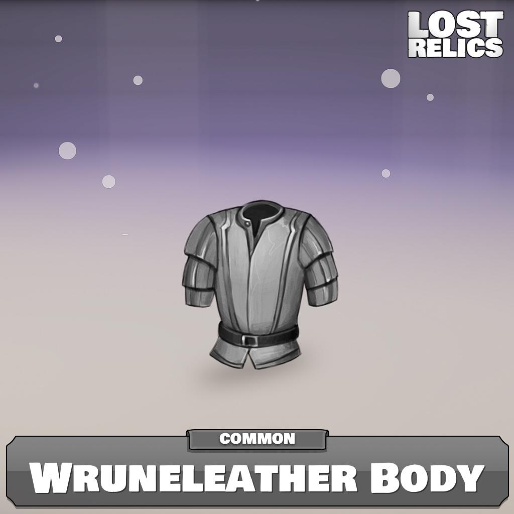 Wruneleather Body Image