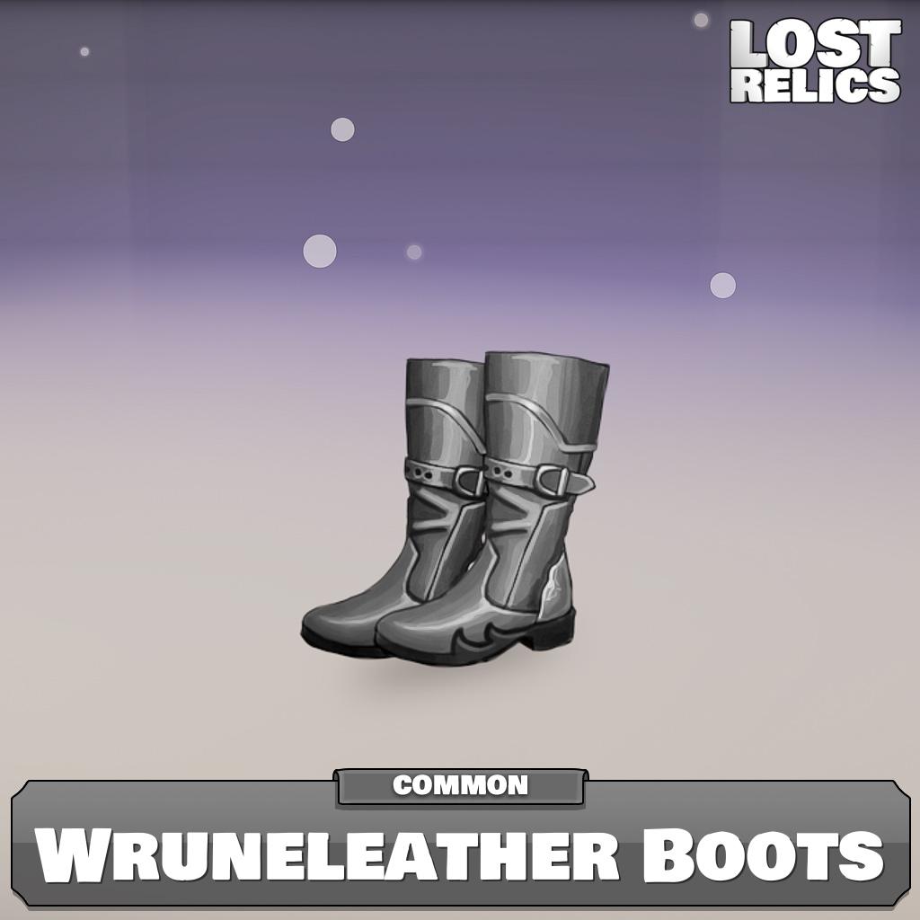 Wruneleather Boots Image