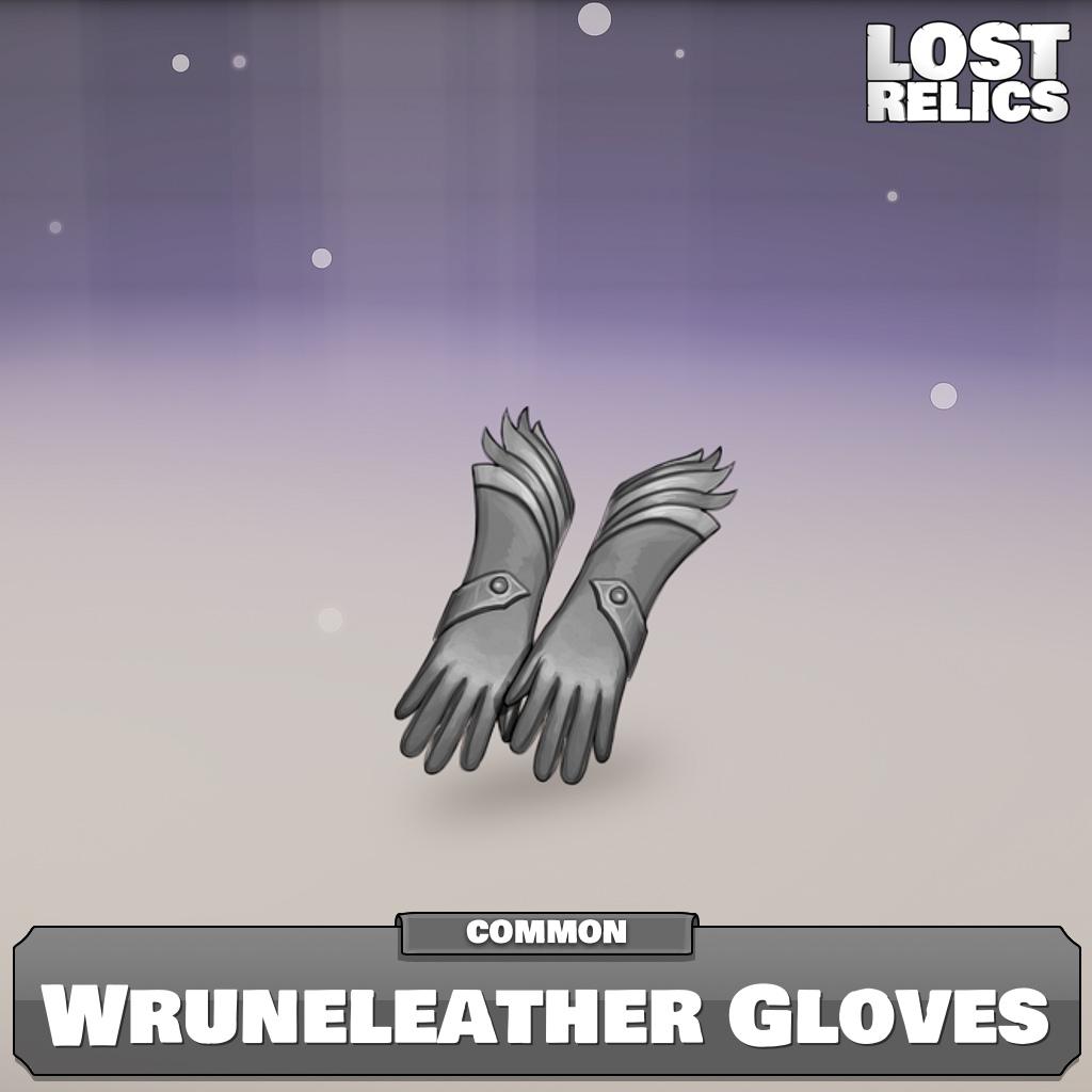 Wruneleather Gloves Image