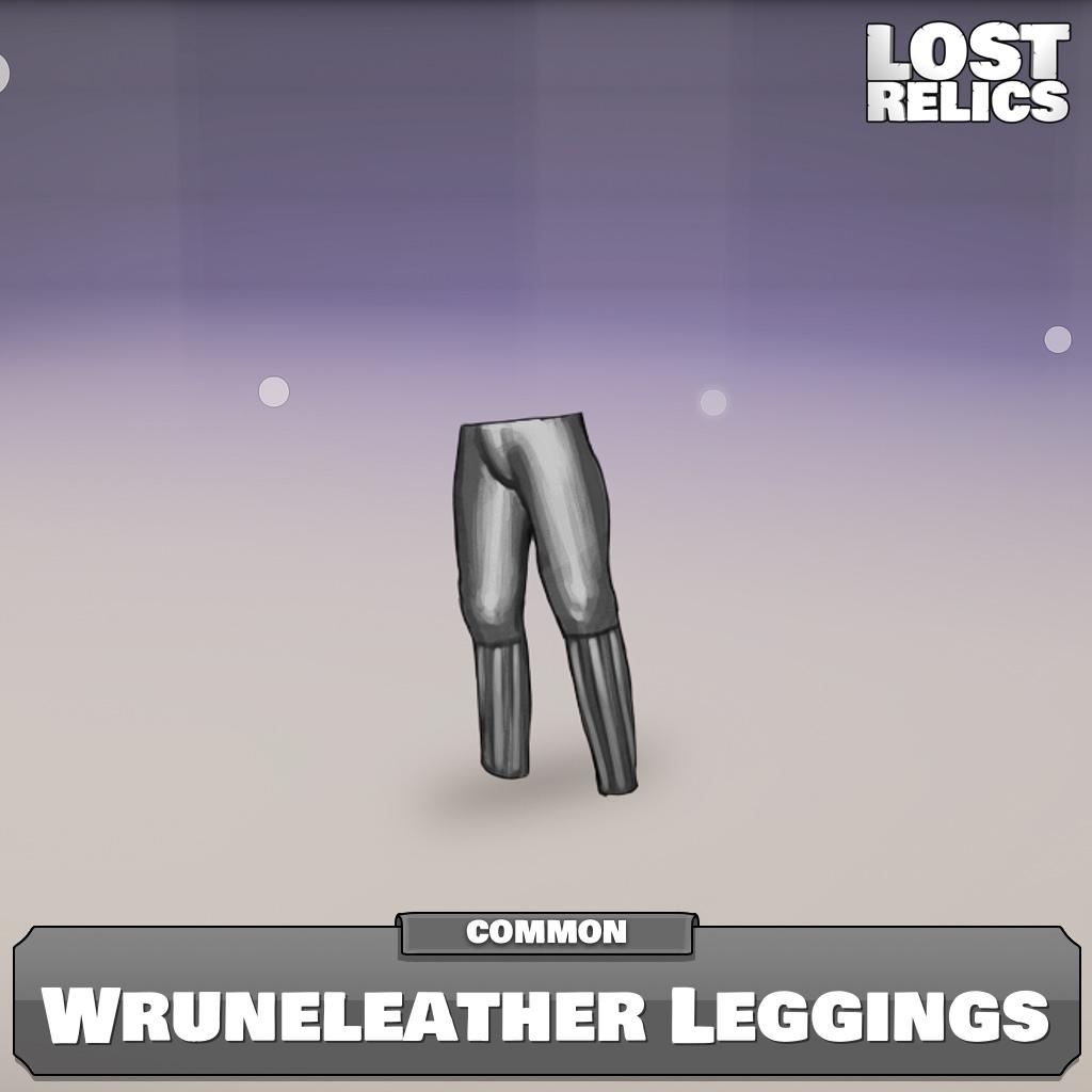 Wruneleather Leggings Image