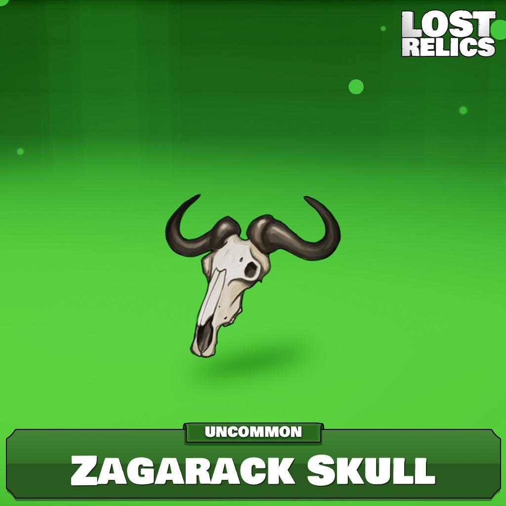 Zagarack Skull Image