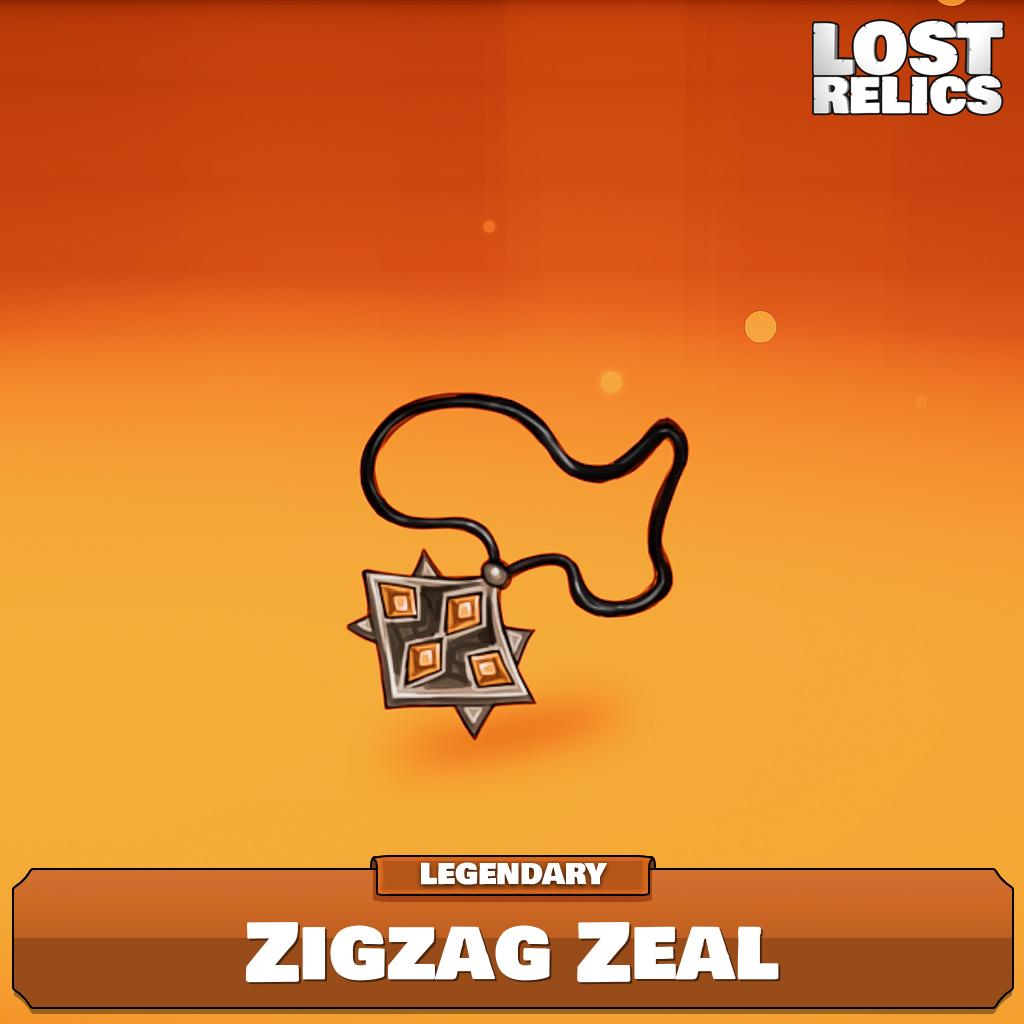 Zigzag Zeal